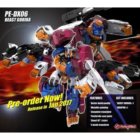 Perfect Effect PE-DX06 - Beast Gorira