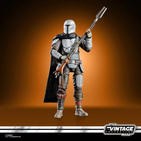 Star Wars The Vintage Collection Beskar Armour Mandalorian 3.75 Inch Action Figure
