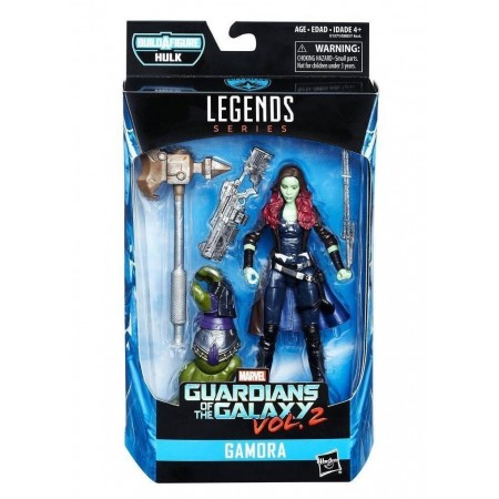 Marvel Legends Best Of Thor Gamora