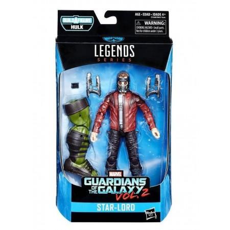 Marvel Legends mejor de Thor Star Señor
