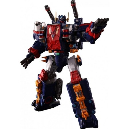 Diaclone Reboot DA-14 Big Powered