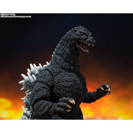 S.H Monsterarts Godzilla Vs Biolante (1989) Godzilla Action Figure