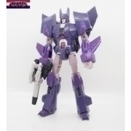 RTS Cyclonus & Nightstick (Rub sign version) PRE-OWNED