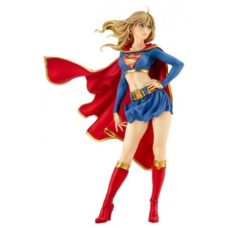 Kotobukiya DC Comics Supergirl Ver. 2 Bishoujo 1/7 Statue
