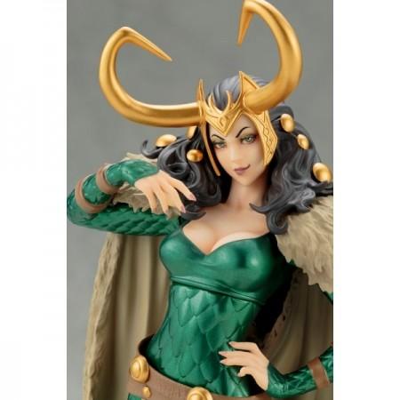 Marvel Bishoujo Loki Statue