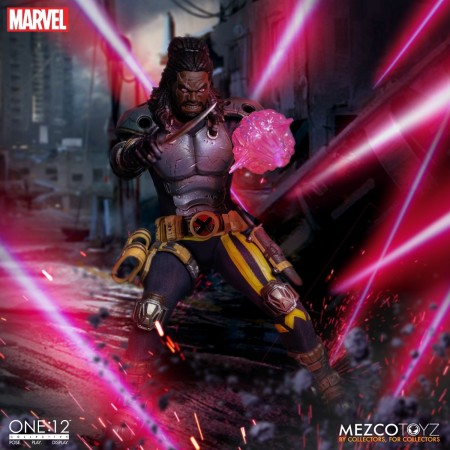 Mezco One:12 Collective Bishop The Last X-Man Action Figure