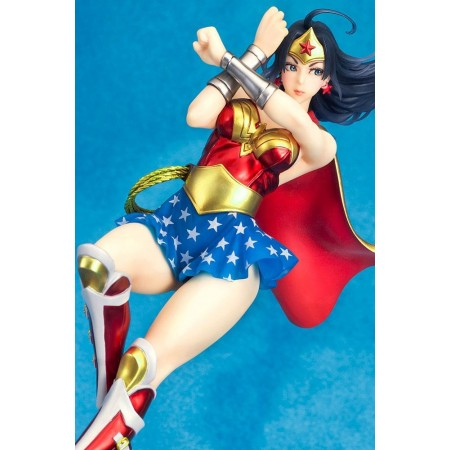DC Comics Bishoujo Armoured Wonder Woman 1/7 Scale Statue ( 2nd Edition )