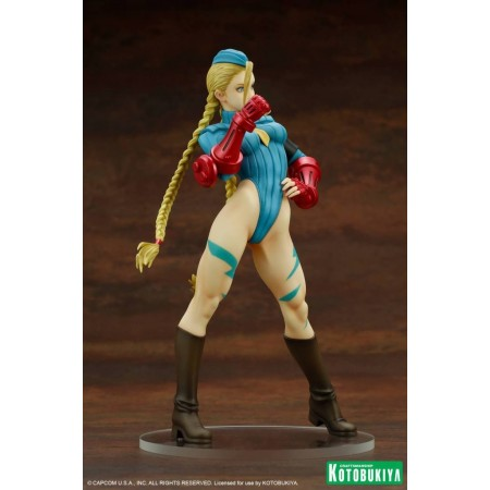 Bishoujo Street Fighter Cammy Alpha
