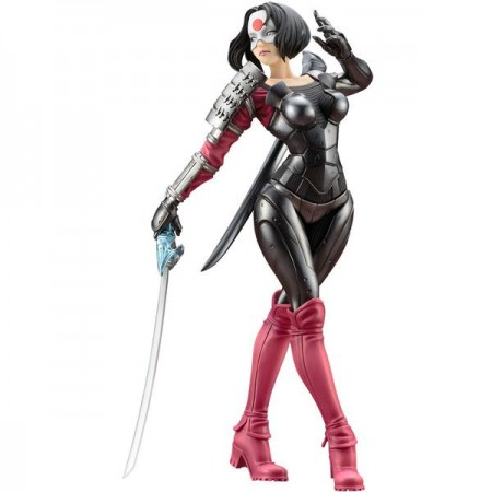 DC Comics Katana Bishoujo estatua de escala 1/7
