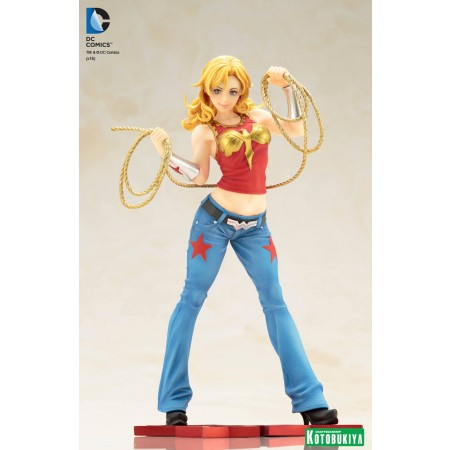 DC Comics Bishoujo Wonder Girl 1/7 Statue