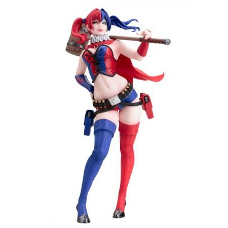 DC Bishoujo Harley Quinn Statue 52 nuevo