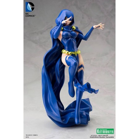 DC Bishoujo Teen Titans Raven Statue