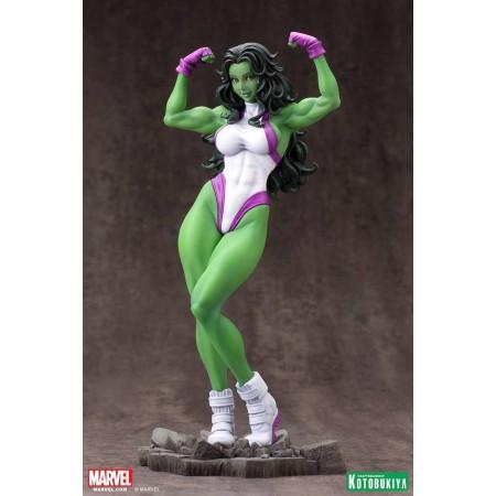 Marvel Kotobukiya Bishoujo She-Hulk Statue