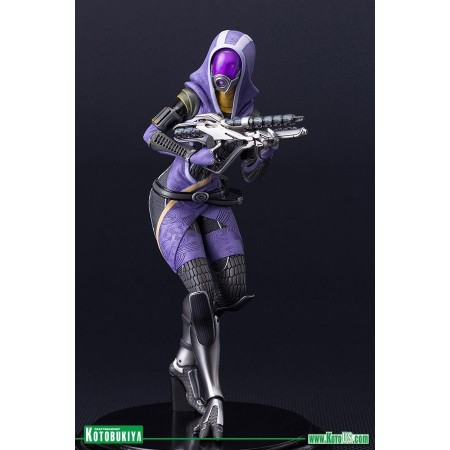 Mass Effect Kotobukiya Bishoujo Talizorah Statue