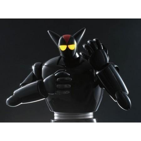 Bandai Soul Of Chogokin Tetsujin Black Ox GX-29R Action Figure