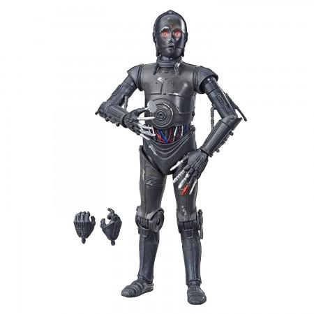 Figura de acción de Star Wars Black Series 0-0-0- ( Triple Zero )