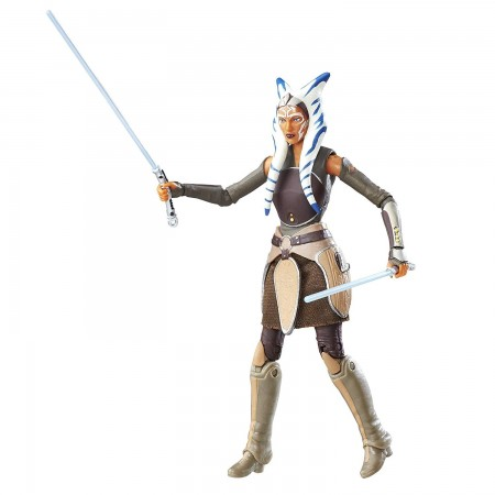 Star Wars Black Series Ahsoka Tano 6 Inch Action Figure