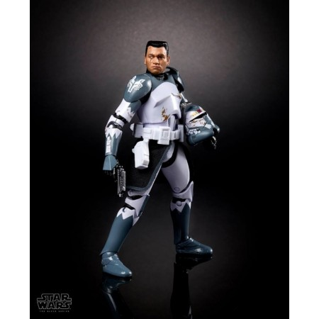 Star Wars Black Series Commander Wolffe Action Figure