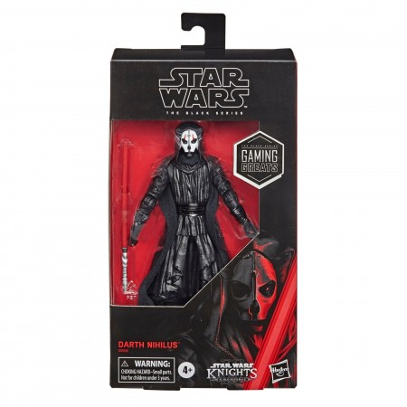 Star Wars The Black Series Gaming Greats Darth Nihilus