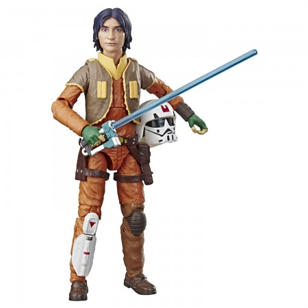 Figura de acción de Star Wars Black Series Ezra Bridger Rebels