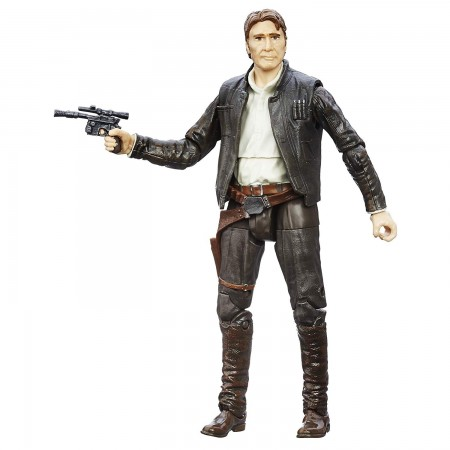 Star Wars Black Series The Force Awakens Han Solo