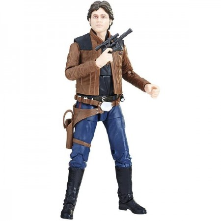 Star Wars The Black Series Han Solo ( Solo Story )