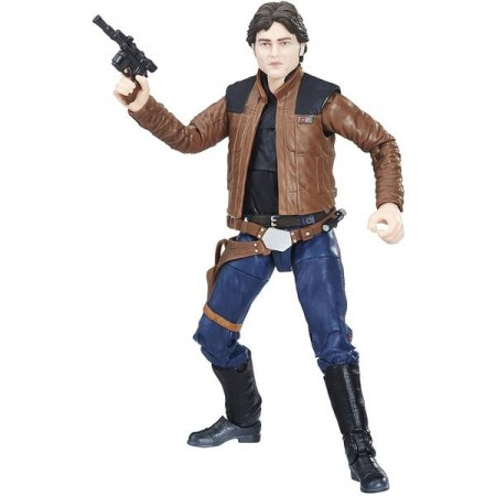 Star Wars The Black Series Young Han Solo
