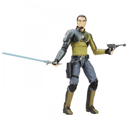 Star Wars Black Series Kanan Jarrus Rebels Action Figure