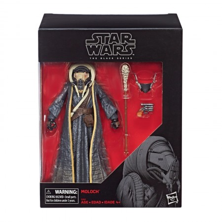 Star Wars The Black Series Moloch NON MINT