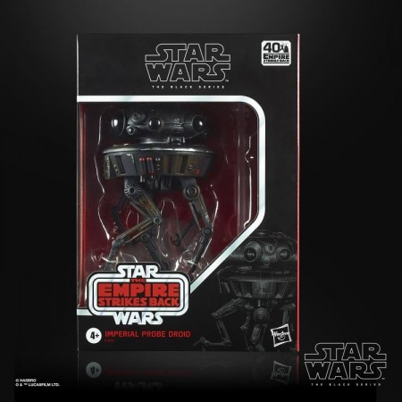 Star Wars The Black Series Imperial Probe Droid NON MINT