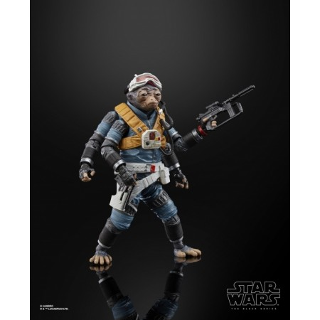 Star Wars The Black Series Rio Durant
