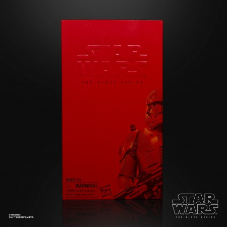 Star Wars The Black Series SDCC Sith Trooper Action Figure