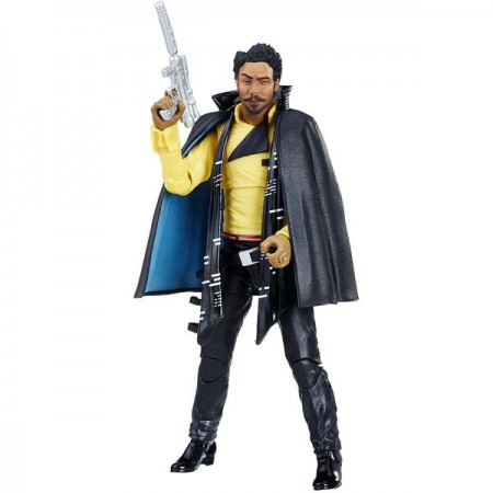 Star Wars The Black Series Lando ( Solo Story )