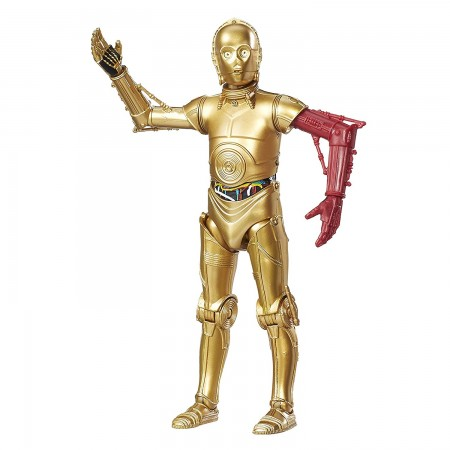 Star Wars Black Series The Force Awakens C3PO