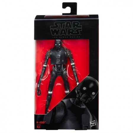 Star Wars negro serie Rogue un K-2SO
