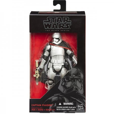 Star Wars Black Series The Force Awakens 6 Inch Captain Phasma