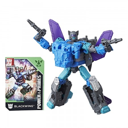 Transformers Power Of The Primes Deluxe Blackwing