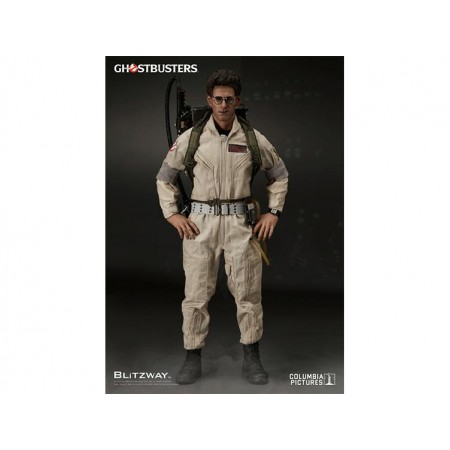 Blitzway Ghostbusters Egon Spengler 1/6 Scale Action Figure