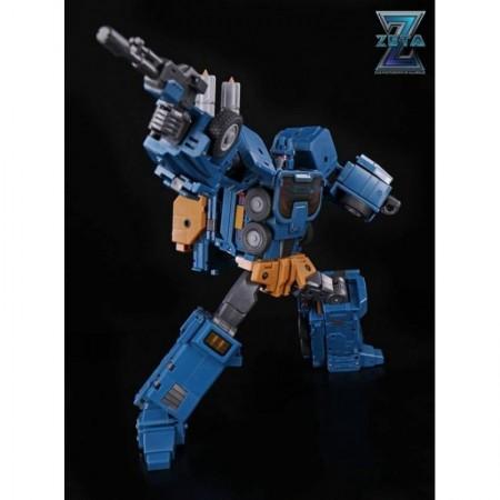 Zeta Toys ZA-03 Blitzkrieg DEPOSIT