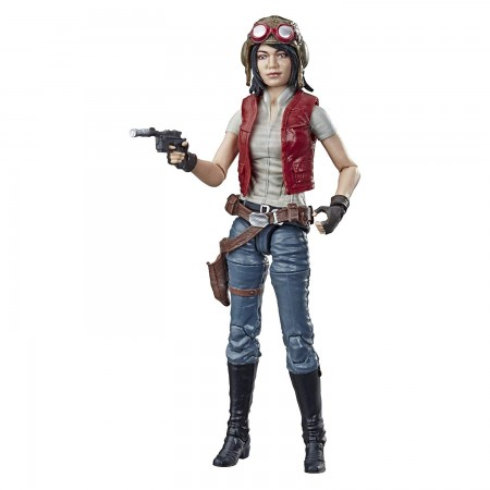 Figura de acción de Star Wars Black Series Dr Aphra