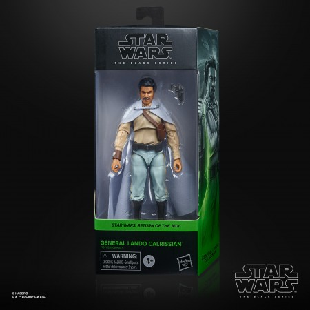 Star Wars The Black Seres General Lando Calrissian