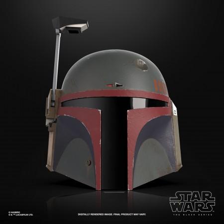 Star Wars The Mandalorian Boba Fett Re-Armored Electronic Helmet