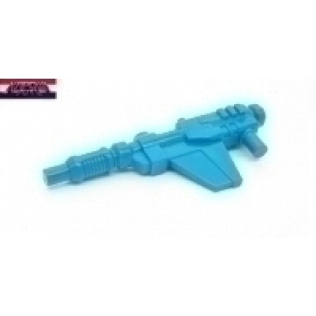 Pretender Bomb Burst Gun Transformers G1 Part