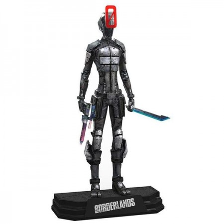 McFarlane Colour Tops Borderlands Zero Action Figure
