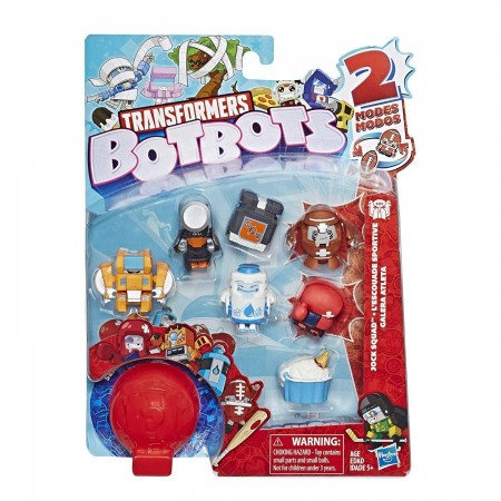 Transformers Botbots 8 Pack Random Selection