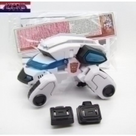 Animated Autotrooper Botcon Exclusive PRE-OWNED