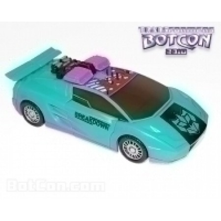 Botcon G2 Breakdown Exclusive Figure