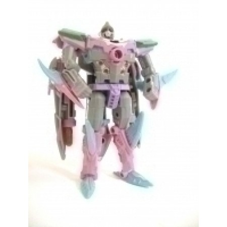 Botcon Sharkticon Transformers Figure PRE-OWNED