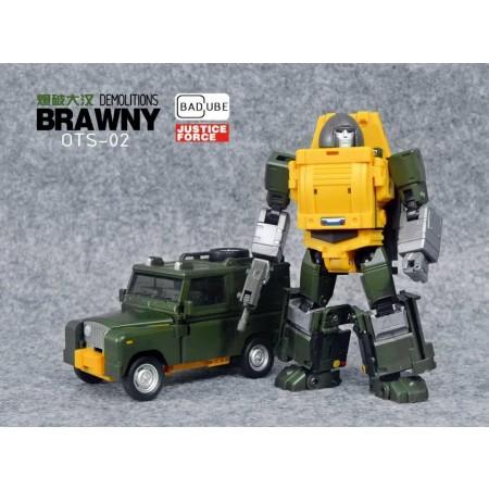 Badcube OTS-02 Brawny