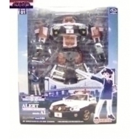 Transformers BTA-01 Binaltech Asterisk Alert MIB PRE-OWNED
